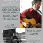 Mother's Day Concert for Mother Earth